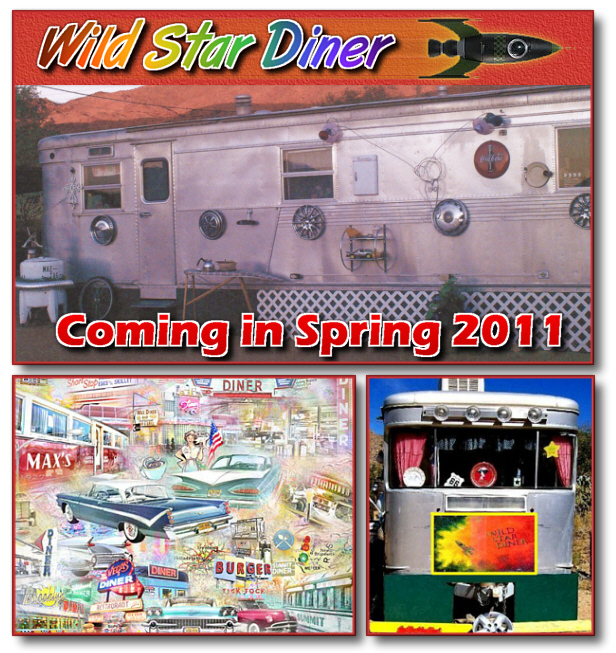 wsd(1) Wild Star Diner
